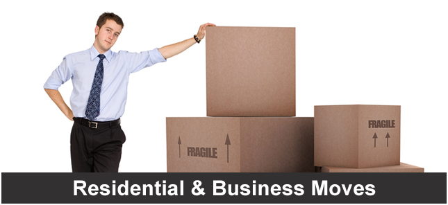 Business and Residential Moves